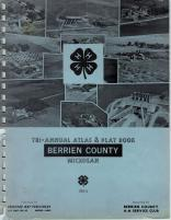 Title Page, Berrien County 1964